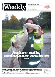 Dierenambulance cover only